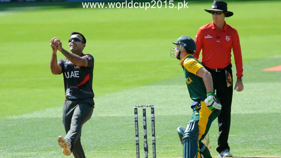 South Africa Vs UAE